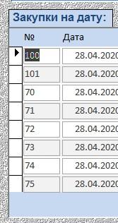 Исправлена сортировка актов на главной форме, в списке актов и в книгах ПСА